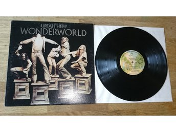 Uriah Heep LP WonderWorld