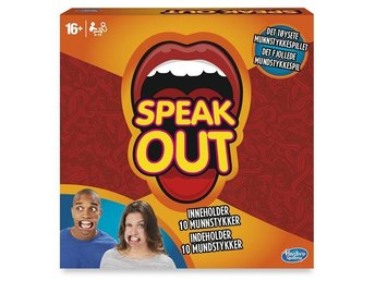 Speak Out DK/NO