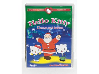 DVD-film Hello Kitty - Hello Kitty Dansar med tomten - Julsagor - På svenska