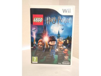 Wii spel Harry Potter