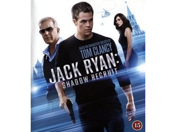 Jack Ryan: Shadow Recruit (Beg)