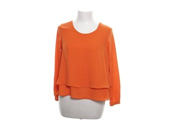 Zara Woman, Blus, Strl: XS, Orange