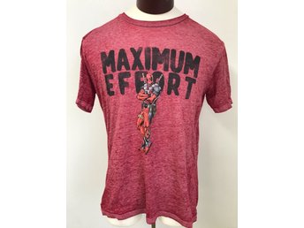 Deadpool T-Shirt Stl: M