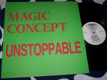 MAGIC CONCEPT - UNSTOPPABLE 12""