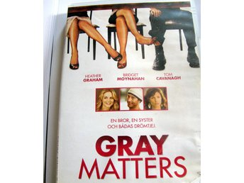 Gray Matters  dvd film