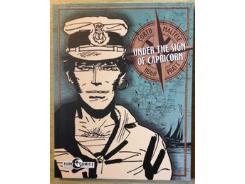 Corto Maltese - Under The Sign of Capricorn GN NM Ny Import
