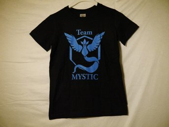 Barn T-Shirt - Team Mystic - Strl L