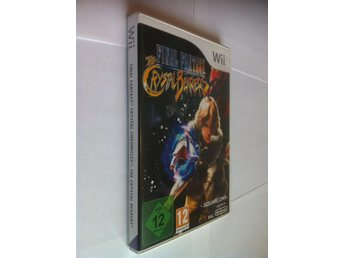 Wii: Final Fantasy Crystal Chronicles: The Crystal Bearers