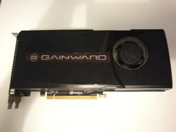 Gainward GeForce GTX 470 Grafikkort (Mini HDMI 2xDVI 1280MB)