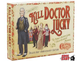 Kill Doctor Lucky Deluxe 19.5th Anniversary Edition