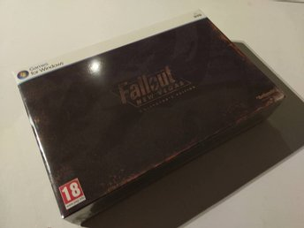 Fallout new vegas collector's edition Helt ny!
