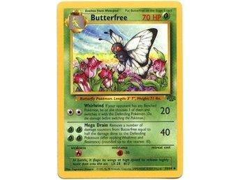 Pokémonkort: Butterfree [Jungle] 33/64 - Hova - Pokémonkort: Butterfree [Jungle] 33/64 - Hova
