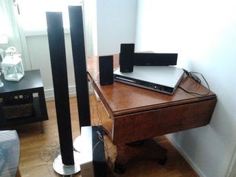 DVD Home Theatre System Philips HTS3357