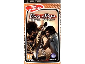 PSP - Prince of Persia: Rival Swords (Beg)