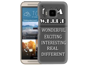 HTC One M9 Skal Weird