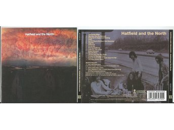 HATFIELD AND THE NORTH (CD 1974/2009) WITH BONUS TRACKS)