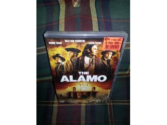 DVD The Alalmo Svensk Text