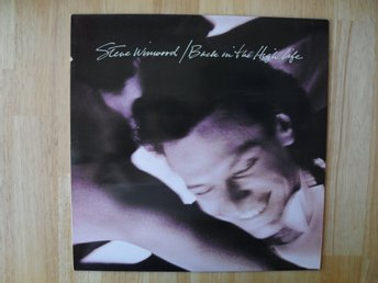 Stevie Winwood - Back in the high life