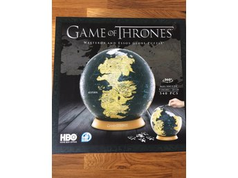 Game of Thrones Globe Puzzle 540pcs GOT