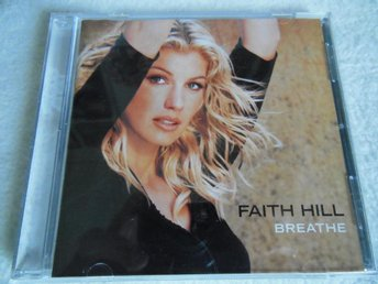 Faith Hill - Breathe   CD