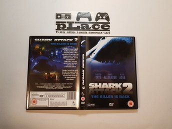 Shark Attack 2 DVD