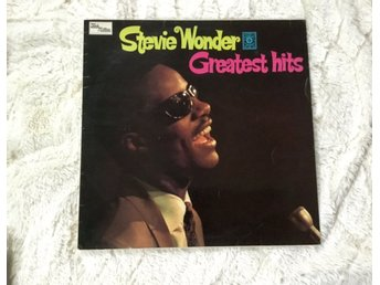 STEVIE WONDER - GREATEST HITS - LP MOTOWN 1967 UK