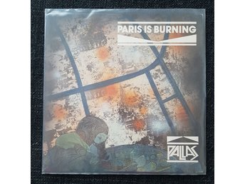 Pallas  - Paris is Burning 7""