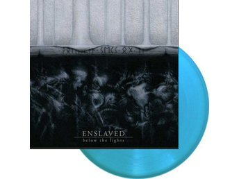 Enslaved -Below the lights LP blue vinyl ltd 500 copies