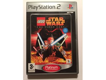 Lego Star Wars the video game  PlayStation 2 spel