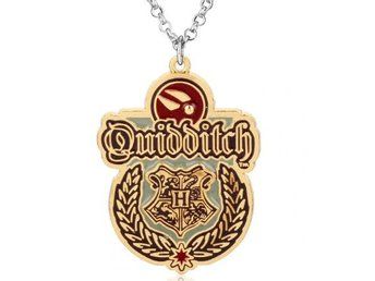 Halsband Quidditch Harry Potter. Snabb frakt.