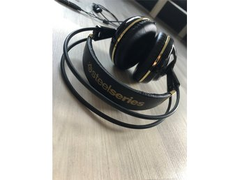 Steelseries Sibiria V2 - black & gold Limited Edition