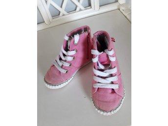 Nike gympaskor jogging promenad skor grå rosa s.. (363497877
