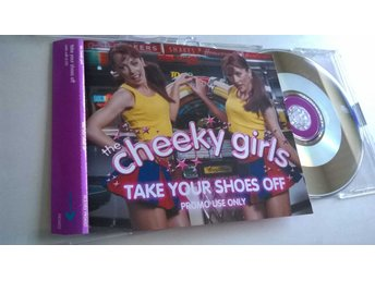 Take Cheeky Girls - Take Your Shoes Off, CD, Single, promo