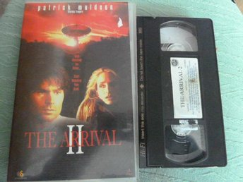 THE ARRIVAL II,   VHS, FILM