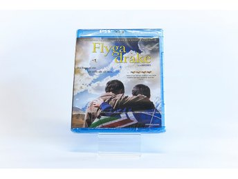 The Kite Runner - BluRay - NY! - Fri Frakt
