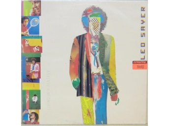 Leo Sayer-Living in a fantasy / LP