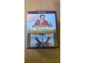 Anchorman HD-DVD