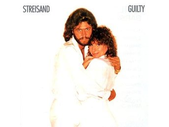 Streisand Barbra: Guilty 1980 (CD) - Nossebro - Streisand Barbra: Guilty 1980 (CD) - Nossebro