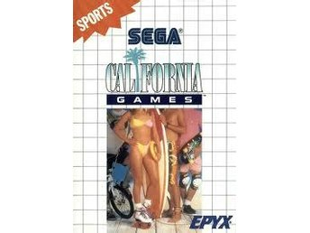 California Games - Master System