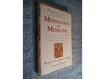 Meditation as Medicine - Activate The Power...