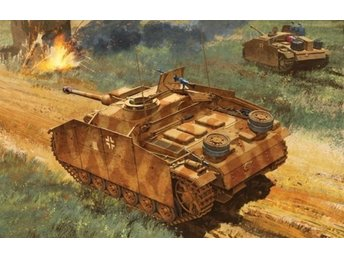 Dragon 1/35 StuG.III Ausf.G May 1943 Production (Smart Kit)