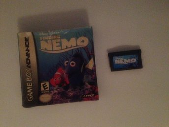 Finding Nemo Gameboy advance