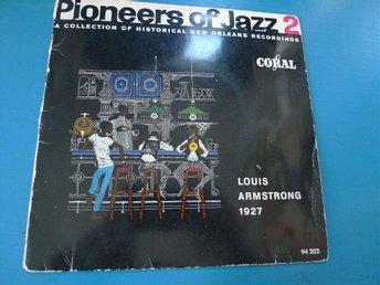 Pioneers of Jazz 2 / Louis Armstrong 1927 / Coral 94202 / Beg EP