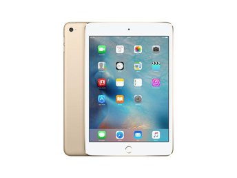 iPad mini 4 32GB - 32GB / Wifi / - Guld