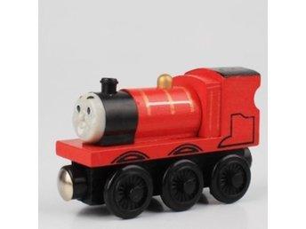 Leksaker - Thomas & Vännerna Friends Tåg - James Röd NY - Uddevalla - Leksaker - Thomas & Vännerna Friends Tåg - James Röd NY - Uddevalla