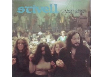 Alan Stivell titel*In Dublin* Scandinavia LP