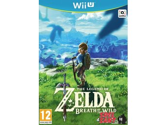 The Legend of Zelda Breath of the Wild - Norrtälje - Step into a World of Adventure Forget everything you know about The Legend of Zelda games. Step into a world of discovery, exploration and adventure in The Legend of Zelda: Breath of the Wild, a boundary-breaking new game in the acclaimed ser - Norrtälje