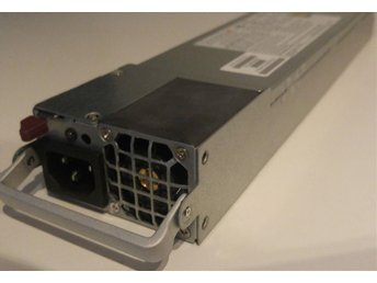 Supermicro 1200W 1U Redundant Power Supply (PWS-1K21P-1R)