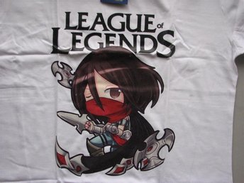 League of Legends Alanes T-shirt XL Ny Japan