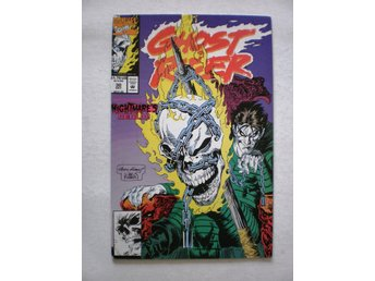 US Marvel - Ghost Rider vol 2 # 30 - NM+